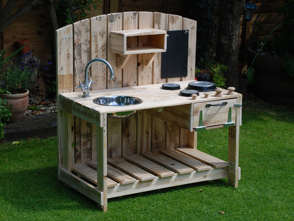 Mud Kitchen - Kids Outdoor Toys