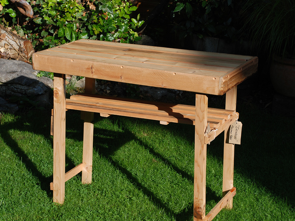 Picnic Table - Reclaimed wood
